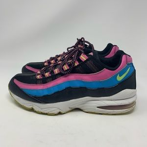 Nike Air Max 95 Kids Girls Running Athletic Shoes
